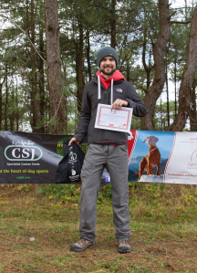2nd Place Male 2 dog Douglas McKinnon (1)