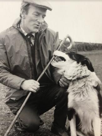 H. Glyn Jones (Ceri's father)