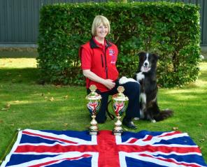 Kath Hardman Team Manager and Team GB HTM & Freestyle