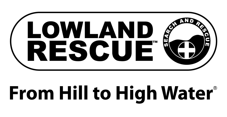 Lowland-Rescue-lozenge-and-strapline_black