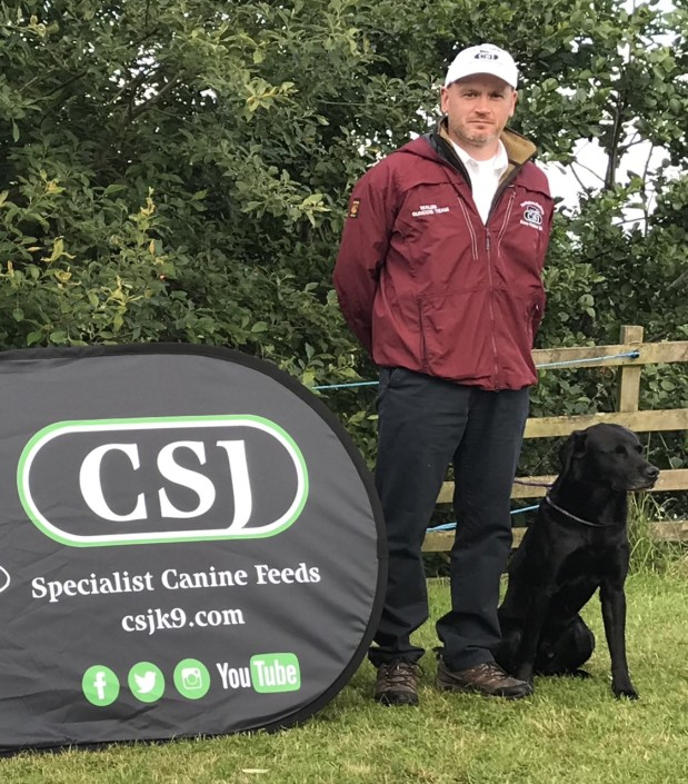 Scottish Game Fair Four Nations International Gundog Competition  Scone Palace on the 6th July 2019