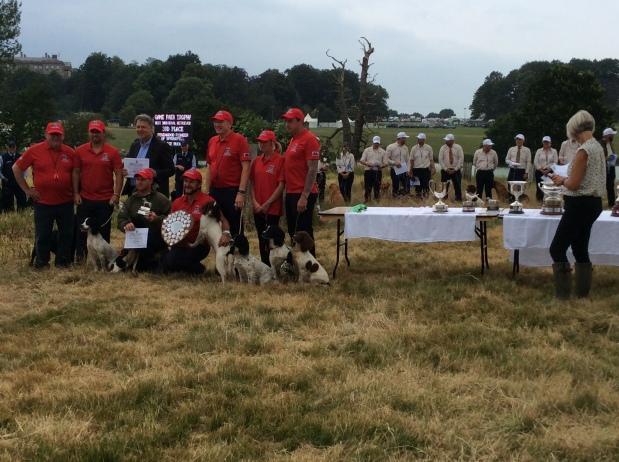 The Game Fair 2021, Home Countries International Competition, RagleyHall